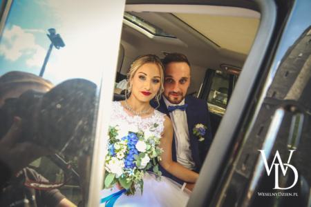 auto do ślubu, weselnydzien