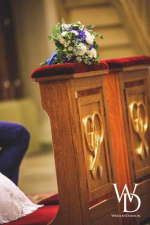 detale ślubne, bukiet