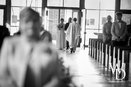 para młoda, kościół