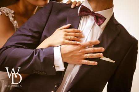 muszka do ślubu