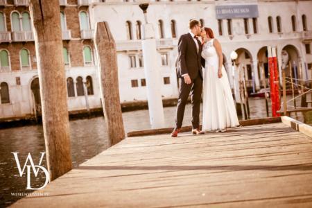Zagraniczny plener ślubny w Wenecji