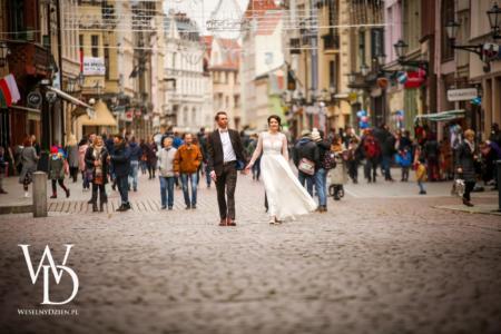 sesja ślubna w Toruniu