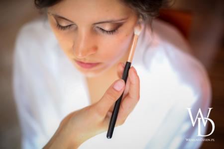makijaż ślubny, katowice