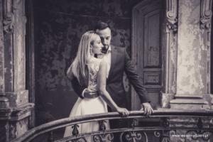 romantyczna sesja fotograficzna