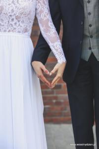 detale w fotografii ślubnej