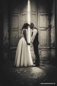 zmysłowa fotografia ślubna