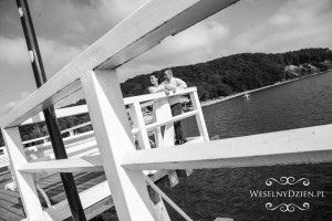 zdjęcia ślubne nad morzem