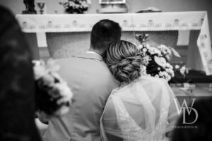 przysiega małżeńska - weselny dzien